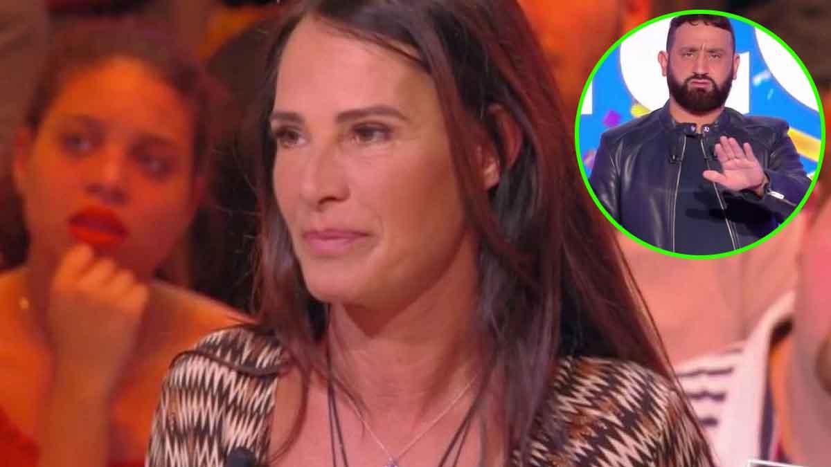 « Juste des bisous dans le cou » : Nathalie Marquay se range du côté de PPDA offusqué Cyril Hanouna la remet à sa place !