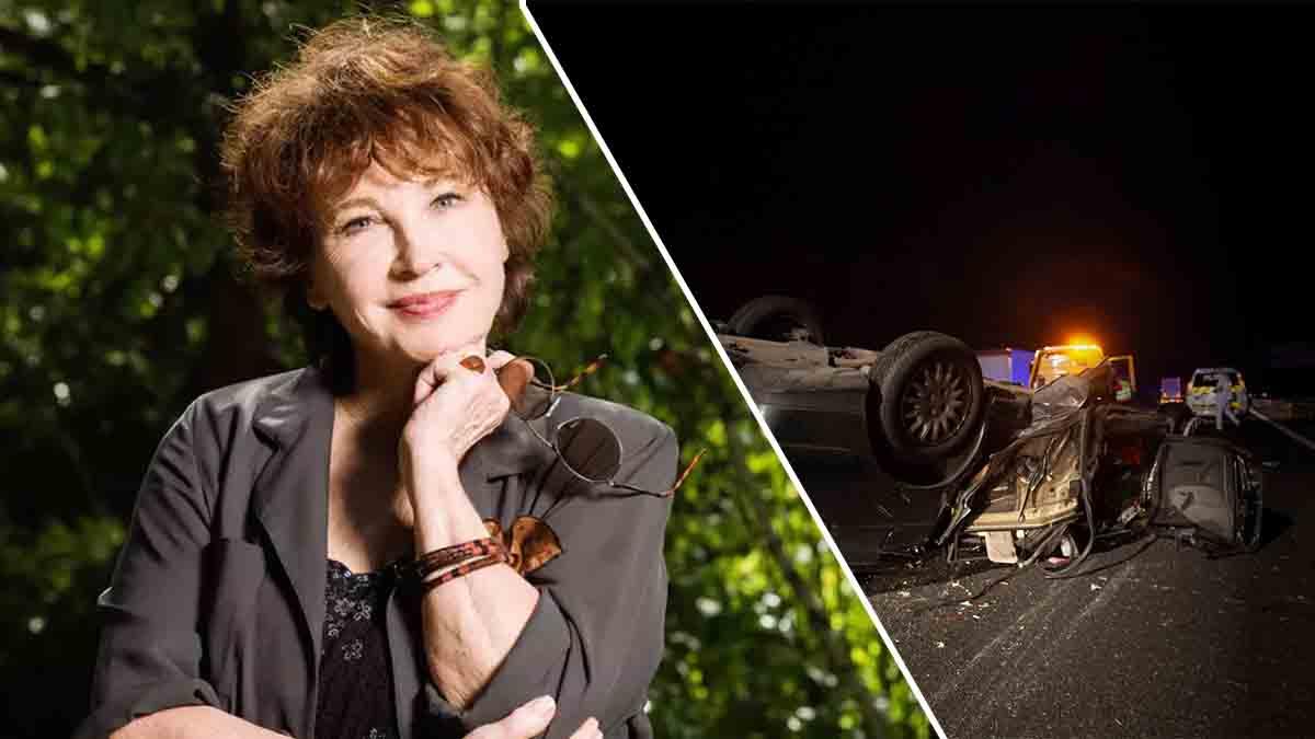 Marlène Jobert « sauvée » par la chirurgie esthétique après avoir été dévisagée dans un horrible accident