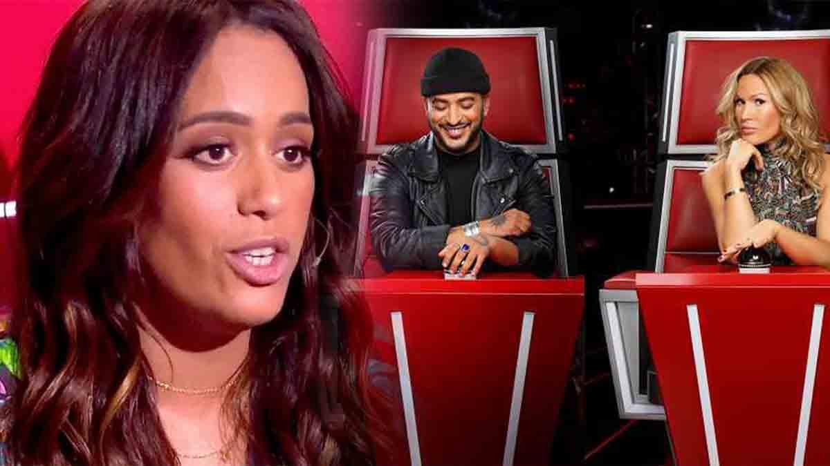 The Voice : Slimane et Vitaa hués par les internautes après qu'Amel Bent les aient sollicités