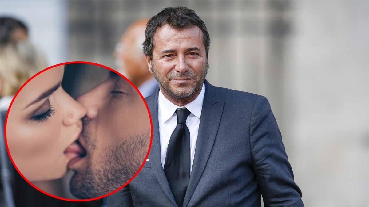 Bernard Montiel a la « pire » technique au monde pour embrasser une femme !