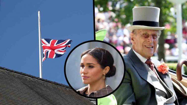 Le prince Philip décédé : Meghan Markle a-t-elle été « empêchée » d'assister aux obsèques à cause de l'interview ?